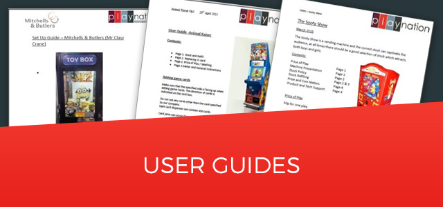 User Guides and Technical